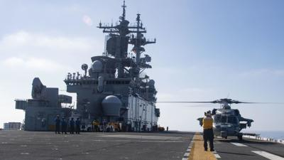 Navy achieves landing system certification, FMS installs despite pandemic restrictions