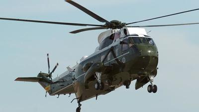 New year, new chapter in FRCE support to Presidential Helicopter Program