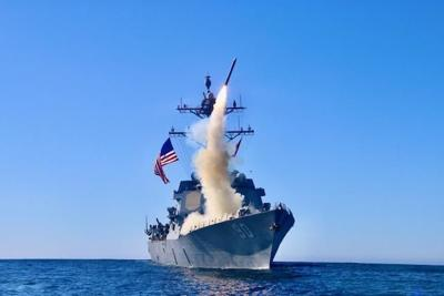 Navy completes first Block V Tomahawk operational test launch