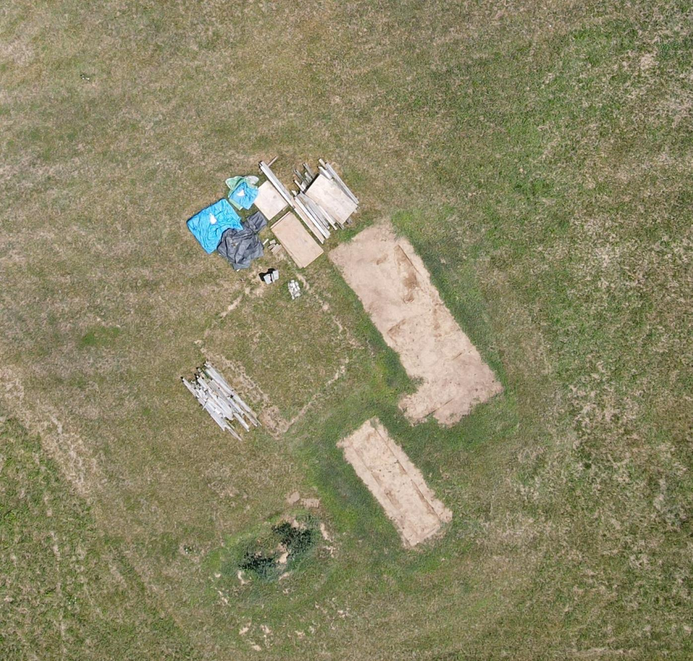 Pax UAS Airspace Coordinator collaborates with local archaeologists