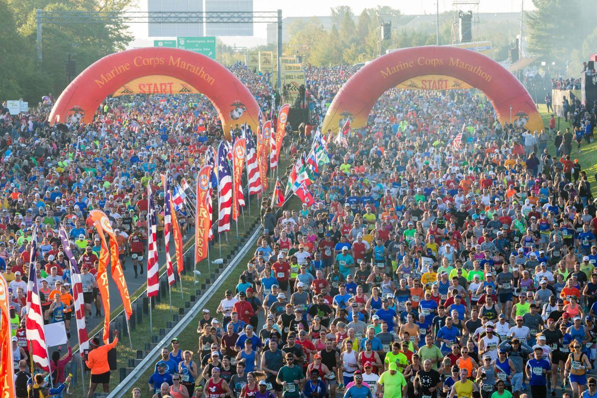 42nd Marine Corps Marathon