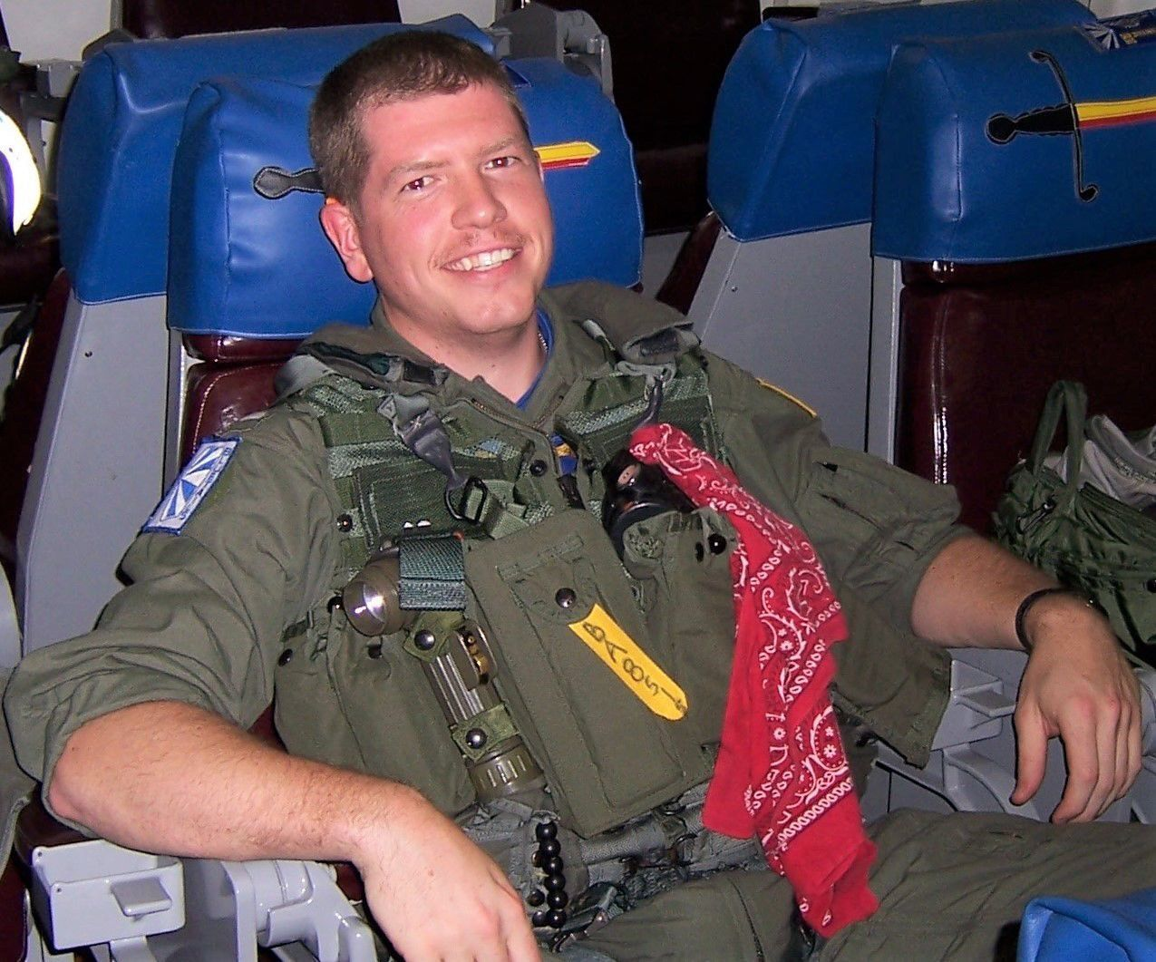 Pax civilian aviation safety officer grateful for second chance to serve