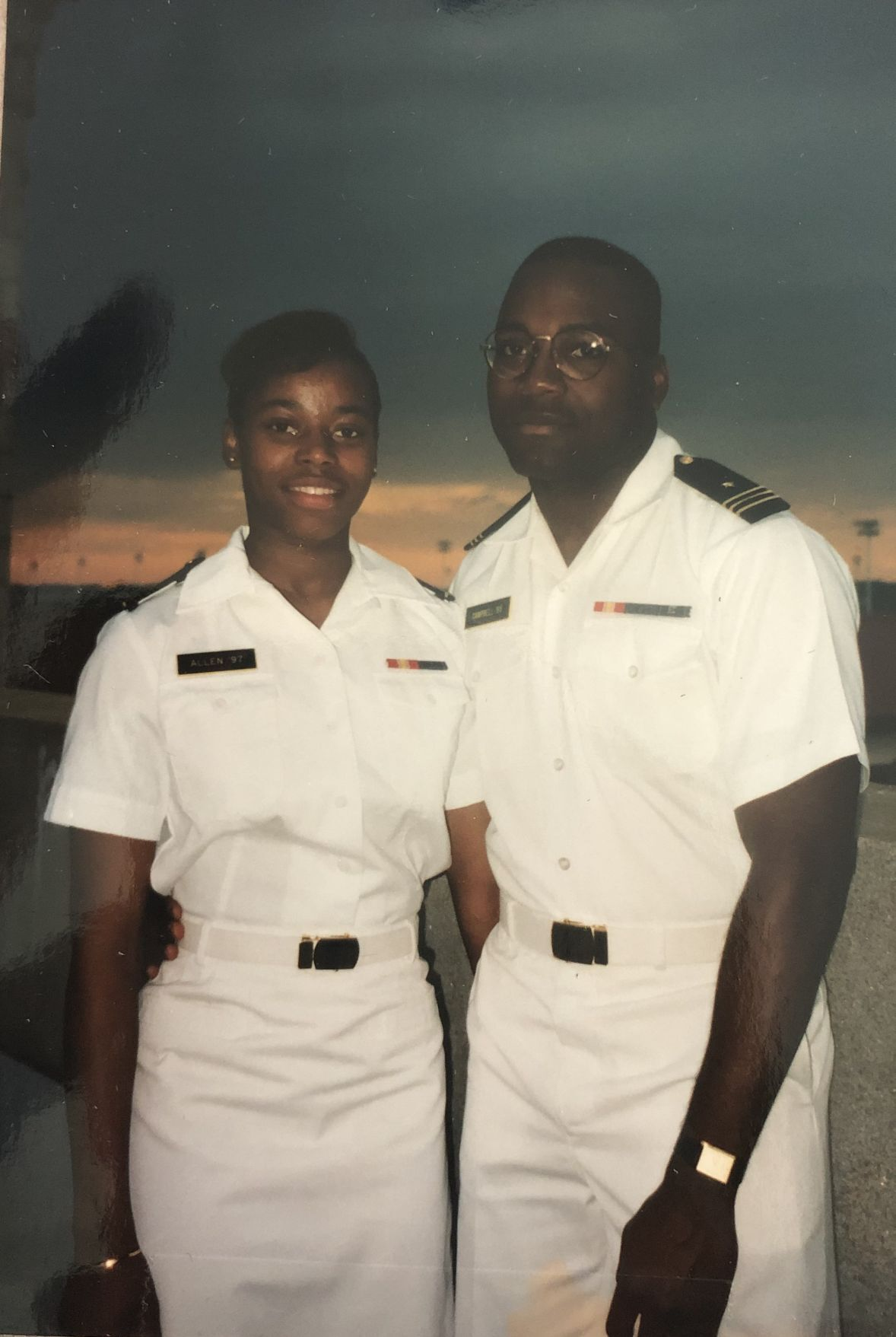 Pax dual-service couple successfully juggles military, careers, family