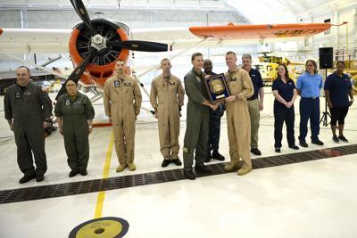 U S  Naval Test Pilot School wins CNO Aviation Safety Award
