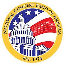 National Concert Band of America logo