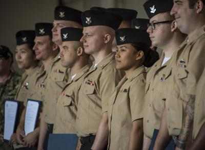 New training continuum replaces petty officer selectee leadership courses