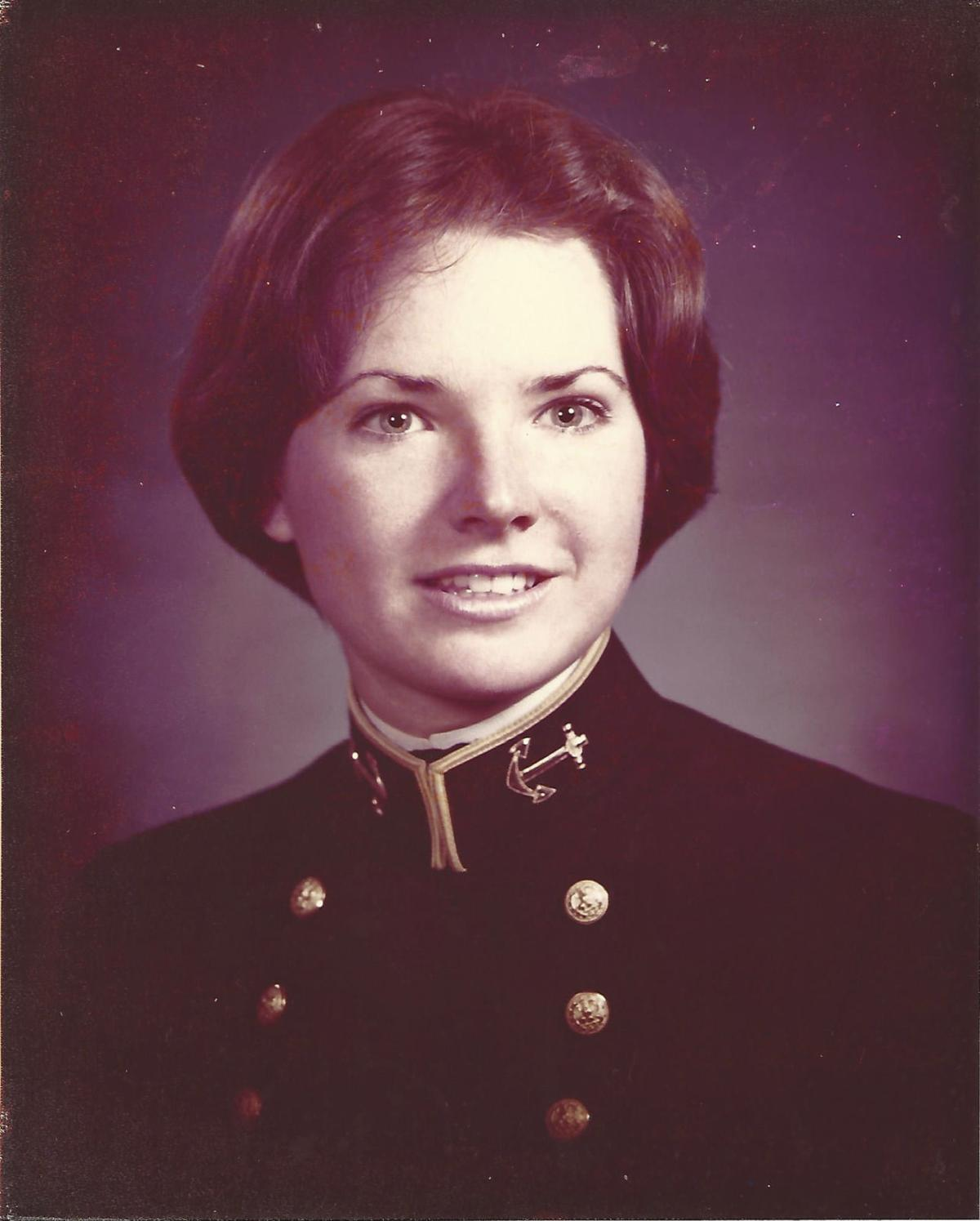 71c61e993 Life not easy for first class of women at U.S. Naval Academy | Local ...