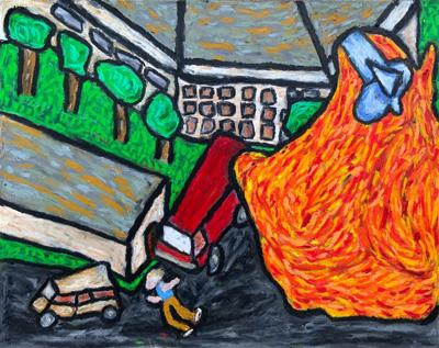 First firefighter to enter burning Pentagon 9/11 is Vietnam veteran