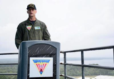 Brabazon takes command of Naval Air Station Patuxent River