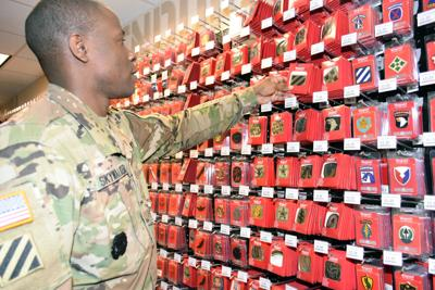 Exchange unveils new Military Clothing Store at the Pentagon