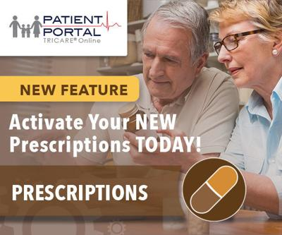 New prescription activation method available to clinic beneficiaries