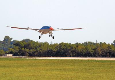 MQ-25 test team accelerating critical AR capabilities for fleet