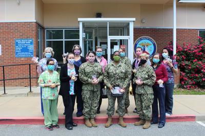 Naval Health Clinic Patuxent River celebrates Nurse's Week 2020