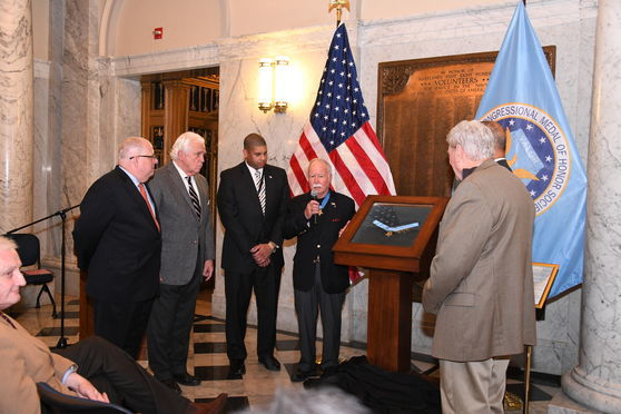 Governor Larry Hogan Unveils Medal of Honor Display at the Maryland on adams home designs, alexander home designs, florida home designs, timberland home designs, evans home designs, smith home designs, arkansas home designs, perry home designs, georgia home designs, versace home designs, white home designs, mcdonald home designs, stone home designs, sullivan home designs, armani home designs, wright home designs, coach home designs, hudson home designs, wood home designs, carter home designs,