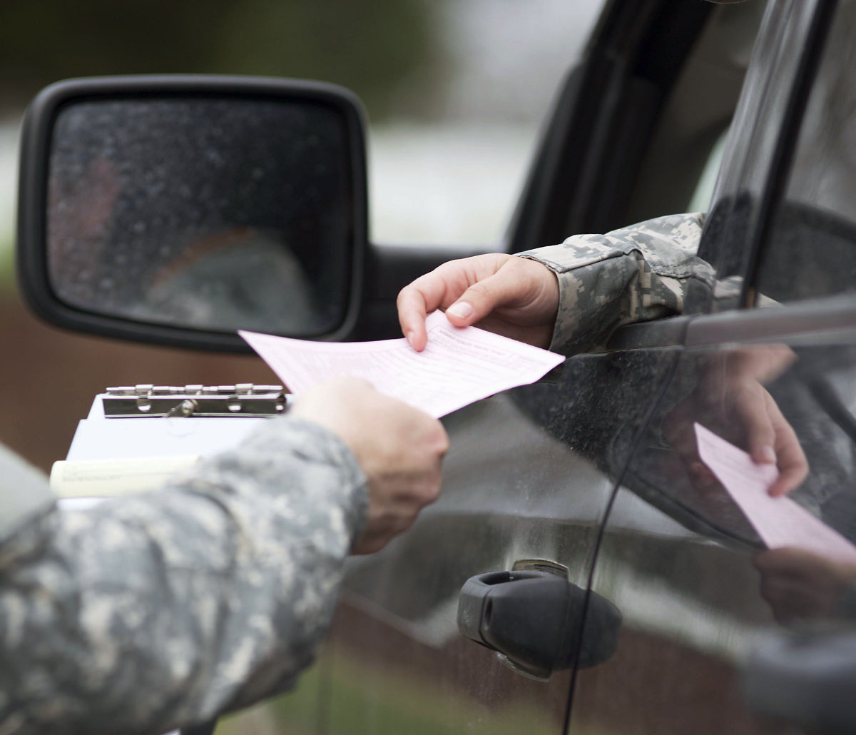 So you've been pulled over, now what?