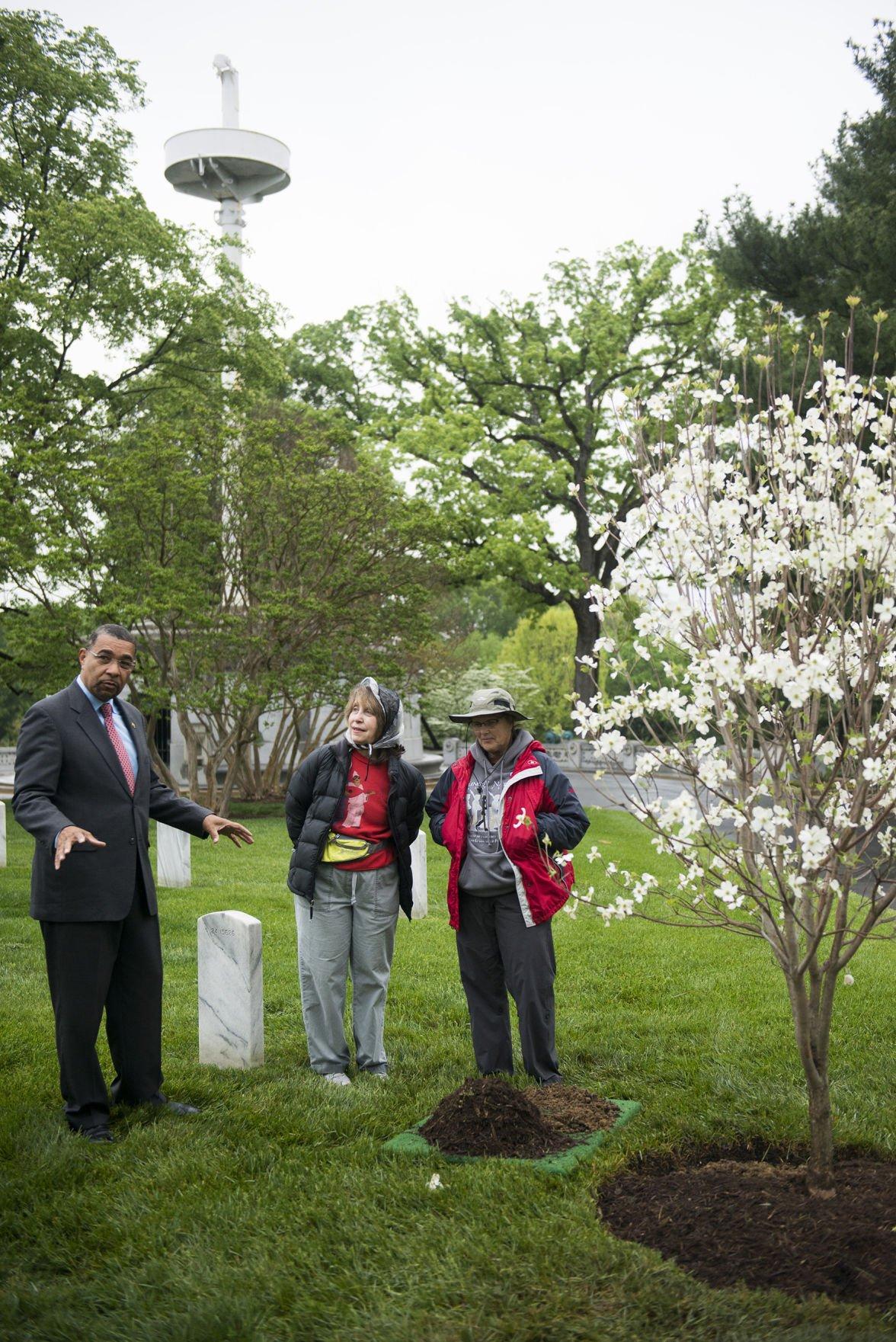 ANC celebrates Arbor Day with tree planting | Community ...