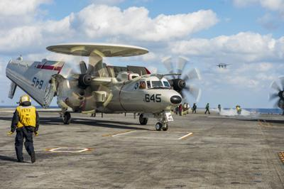 E-2D achieves mission capable goal 5 months ahead of target