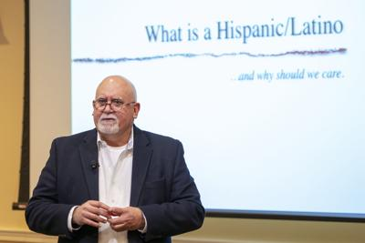 Business Executive Makes Case For Caring About Hispanics