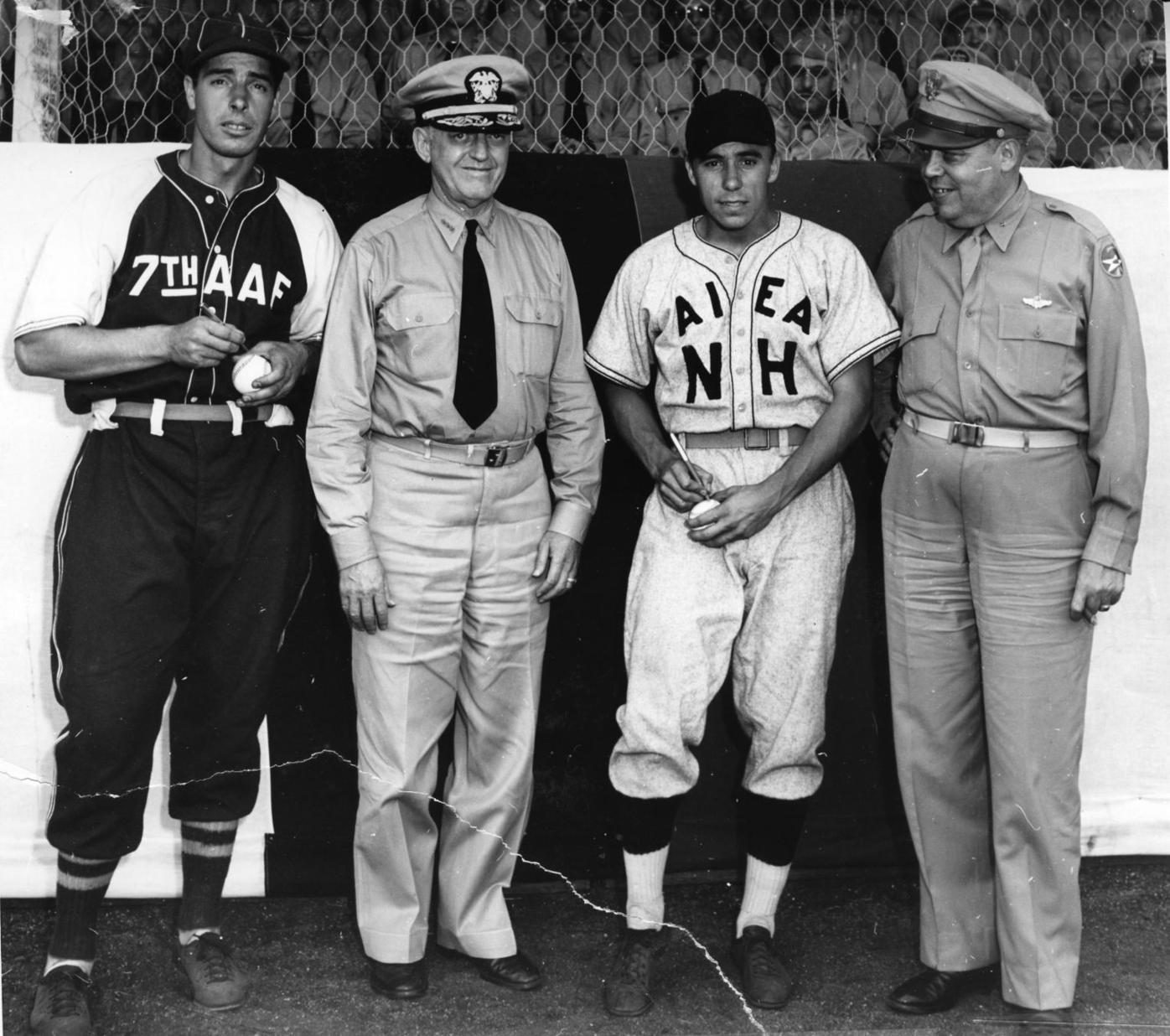 A look back at Navy Medicine's curious baseball heritage