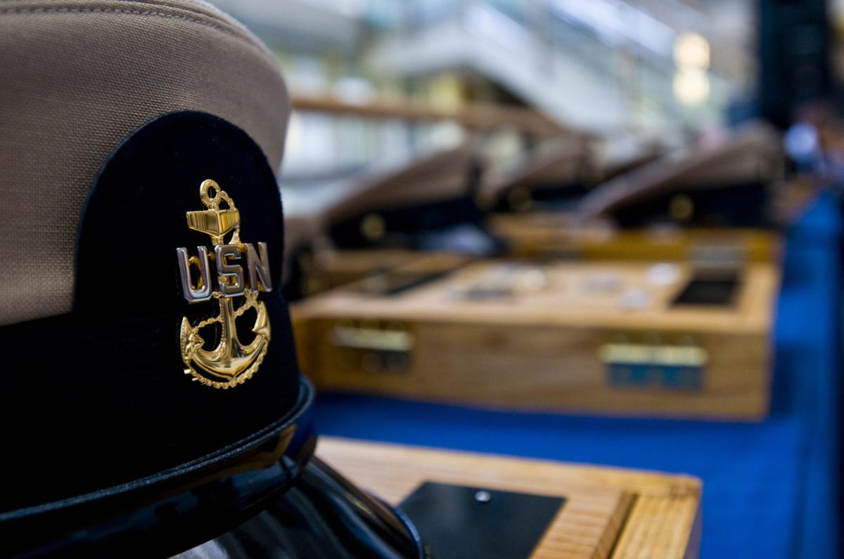 c899af0ae4b Navy chief petty officers celebrate 126 years