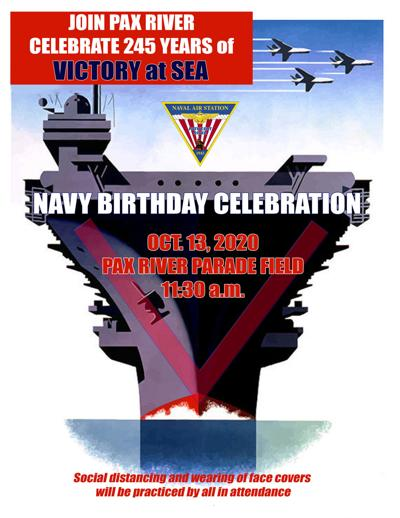 Pandemic forces scaling back of traditional Navy Birthday celebration