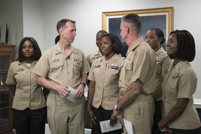 Navy Uniform Update Released | Features | dcmilitary com