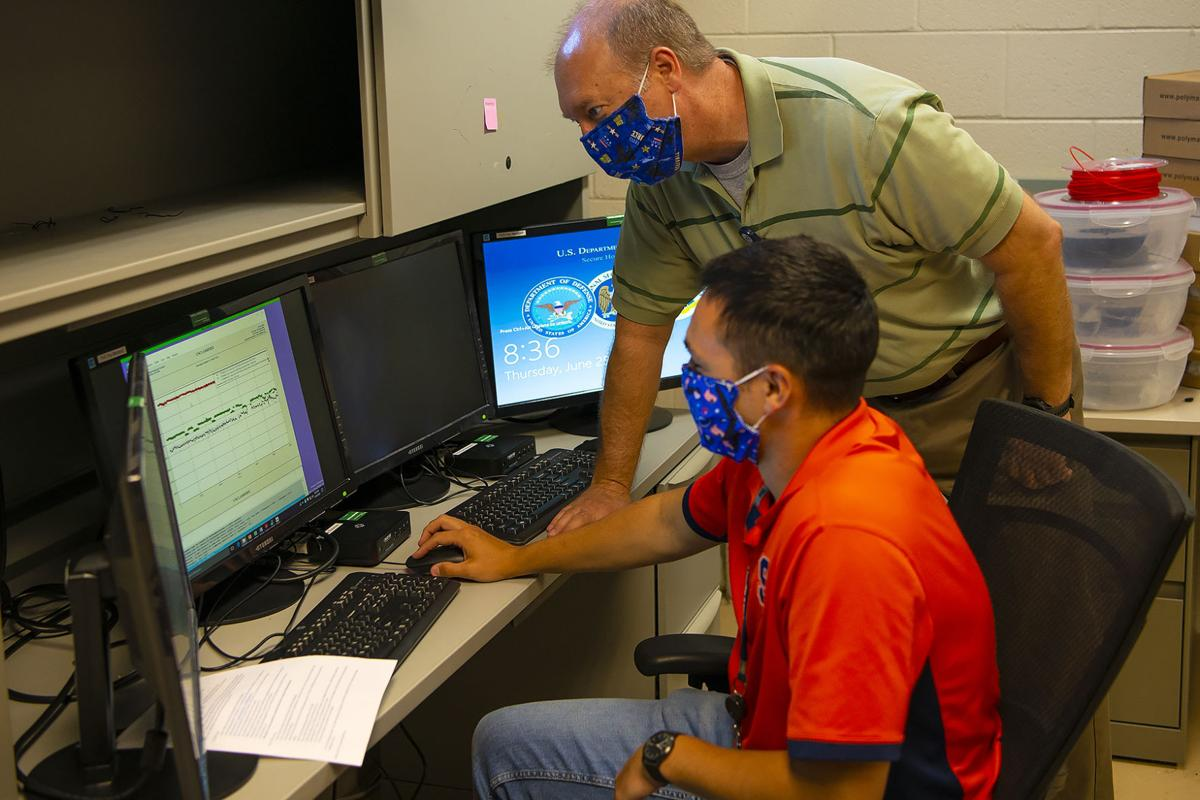 NAWCAD's Remote Data Room shares information remotely
