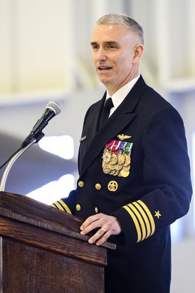 Naval Test Wing Atlantic gets new commander