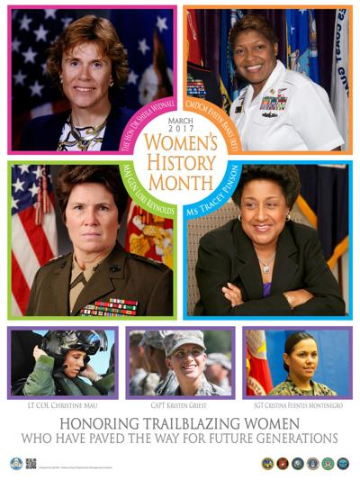 Walter Reed Recognizes Women's History Month | Features | dcmilitary com
