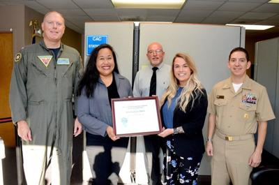 Pax Gate 1 CAC office receives site excellence award