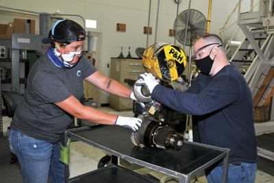 FRCE apprentice program offers trainees opportunity to learn while they earn