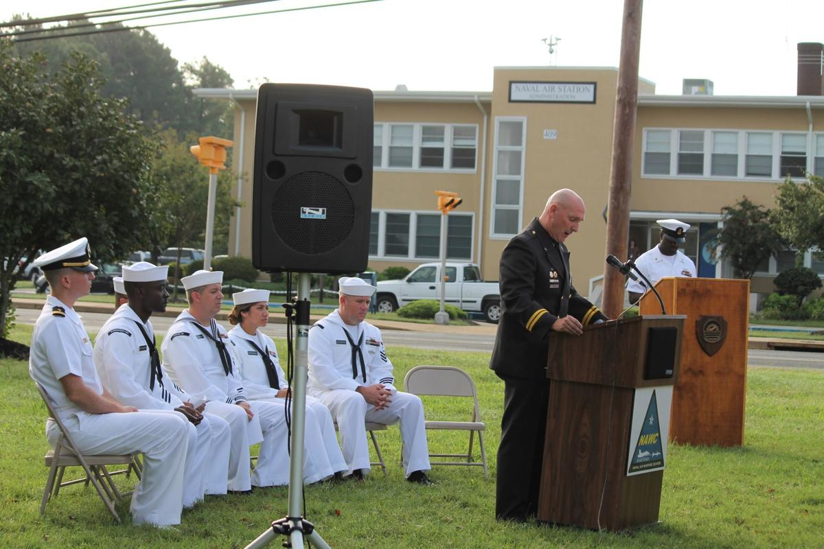 Pax River remembers those lost during 9/11 Memorial Ceremony