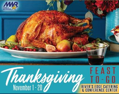 Let the River's Edge chef cook your Thanksgiving dinner