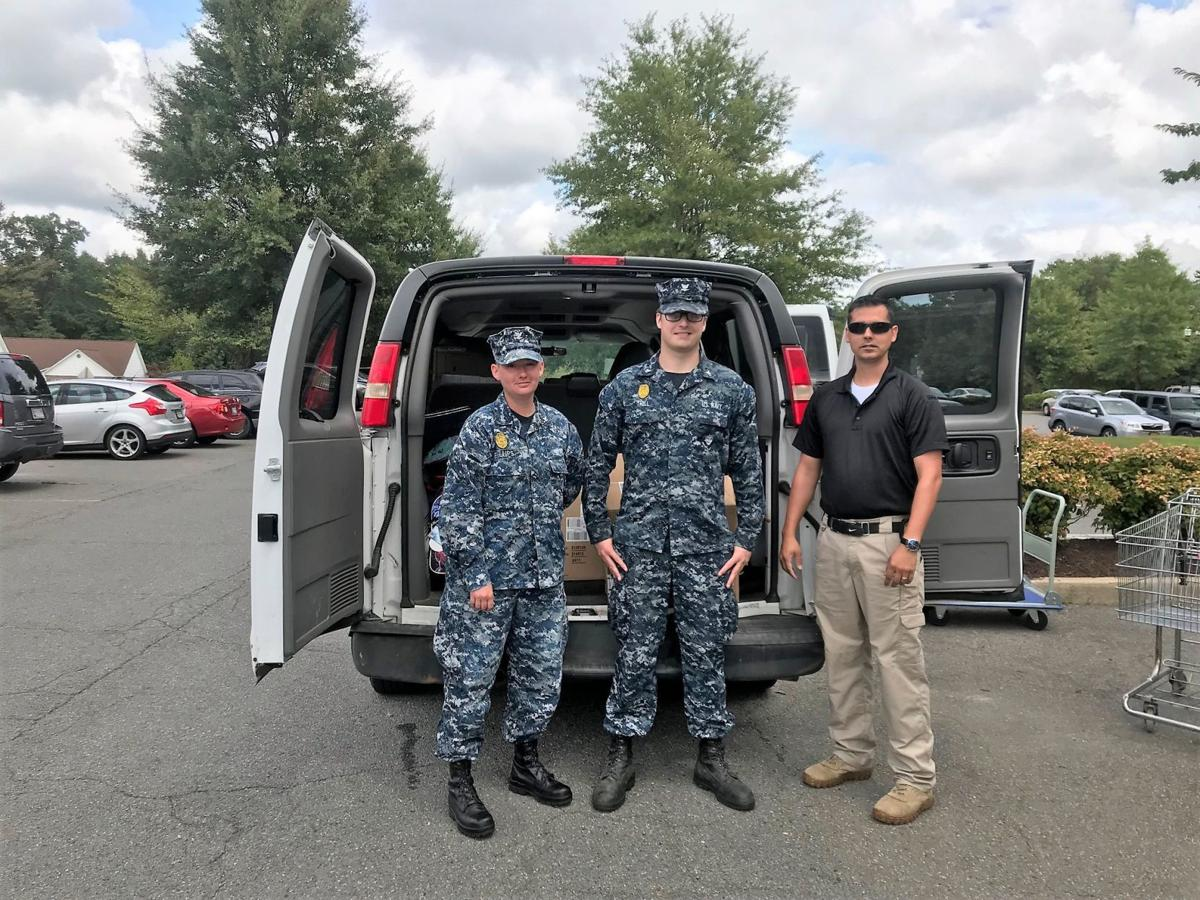 Donations help Stuff the Cruiser with school supplies