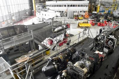 After V-22 success, FRCE eyes reduced turnaround time for H-53