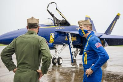 NAVSUP WSS supports Blue Angels transition to Super Hornets