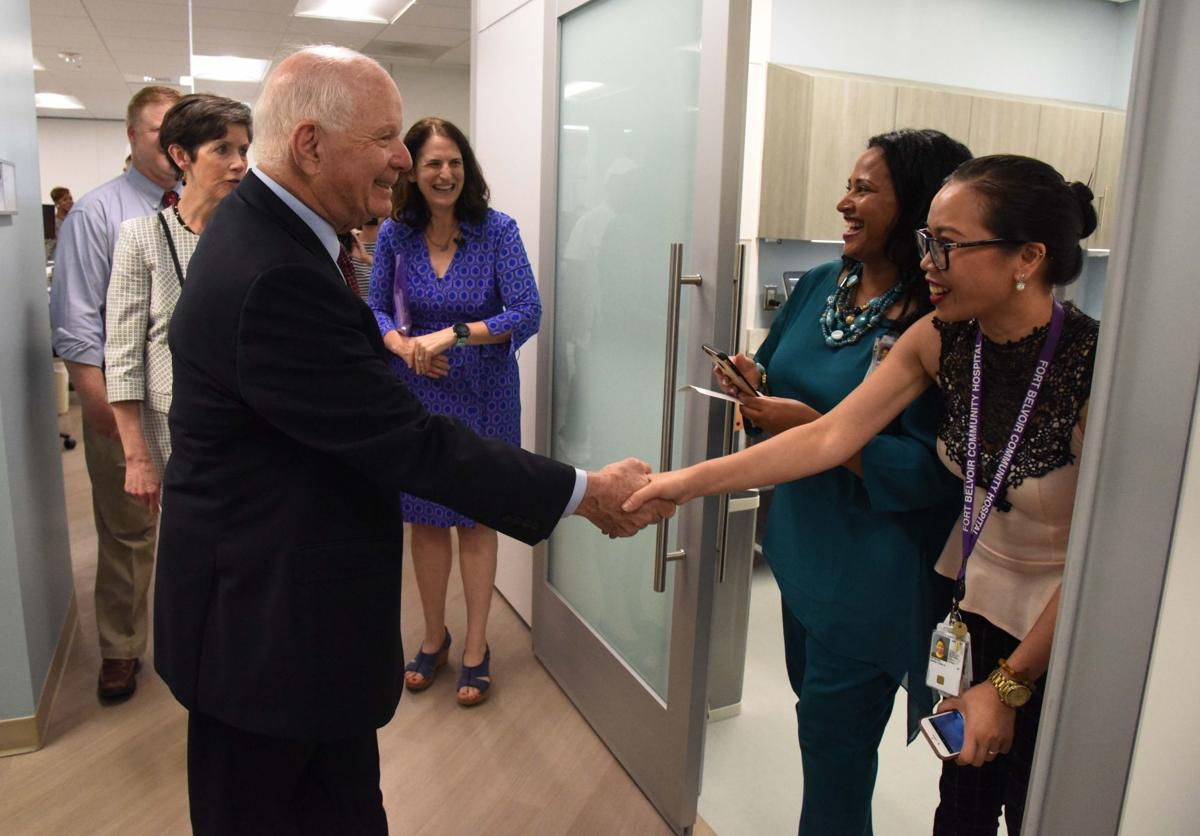 Veterans welcome new Community Based Outpatient Clinic in Montgomery County