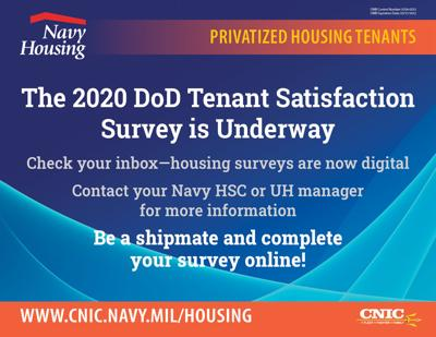 PPV housing tenants encouraged to take upcoming satisfaction survey