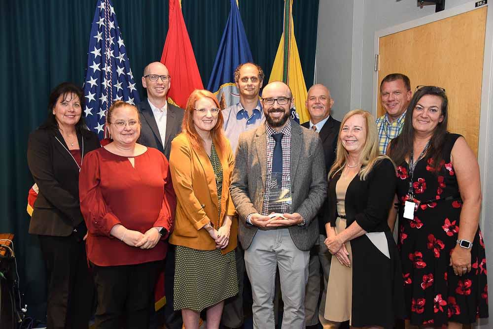 NAVAIR wins three human resources and equal employment opportunity awards