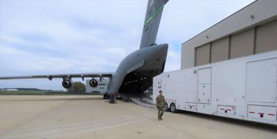 "MQ-4C Triton provides ""expeditionary"" capability to increase overseas operations"