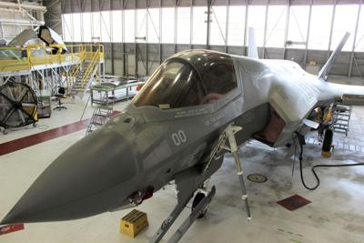 Fleet Readiness Center East marks 100th F-35 induction