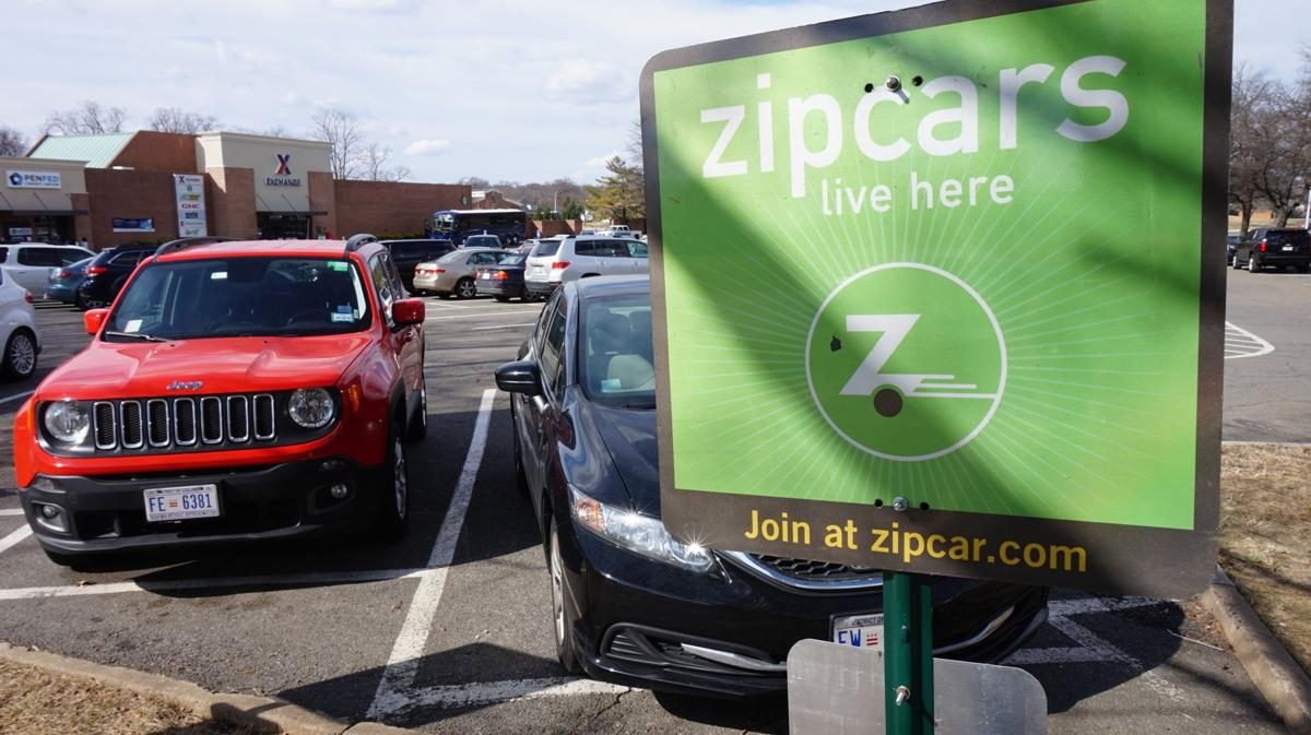 Zipcar By The Hour Or Day Makes Military Installation Debut