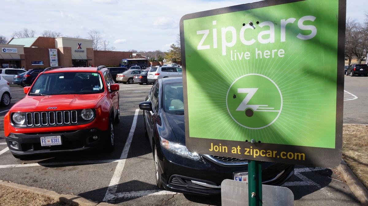 Zipcar — by the hour or day — makes military installation debut