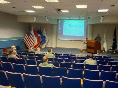 USNTPS develops new training curriculum for incoming students