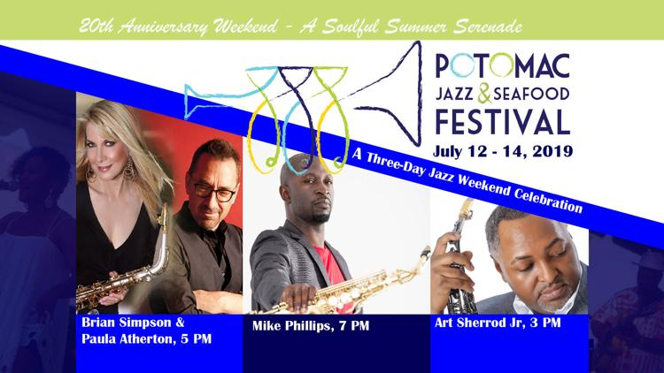 Potomac Jazz & Seafood Festival