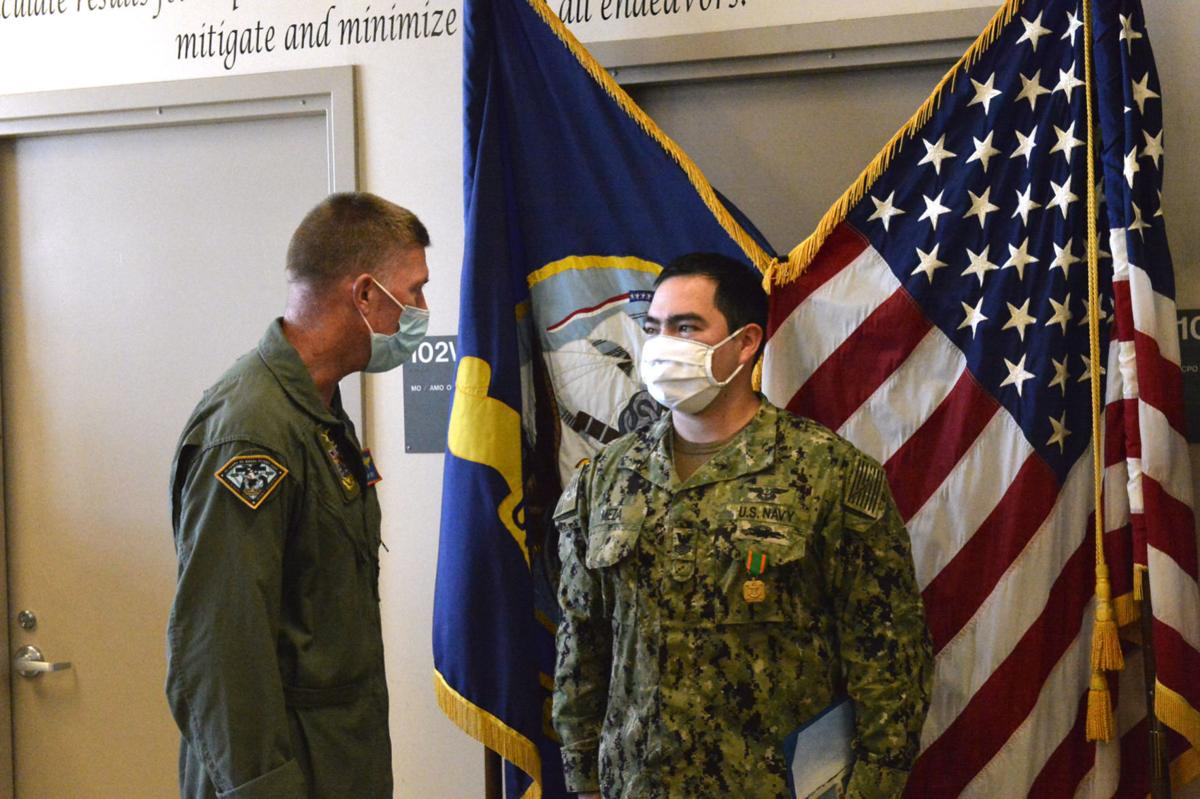 USNTPS maintainers receive commendations