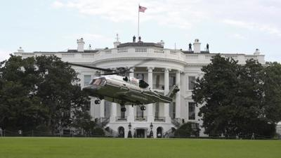 Navy's Presidential Helicopter Program approved for production of six aircraft