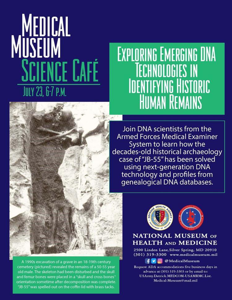 July 2019 Science Cafe