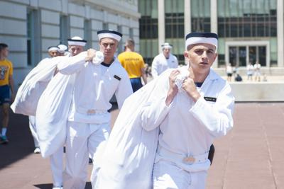 US Naval Academy Inducts Class of 2020 | Features