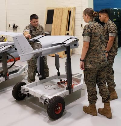 Marines complete RQ-21A UAS maintenance course to prep for new schoolhouse